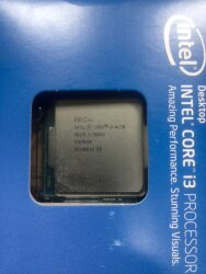 Процессор Intel Core i3-4170 Haswell (3700MHz, LGA1150, L3 3072Kb)BOX