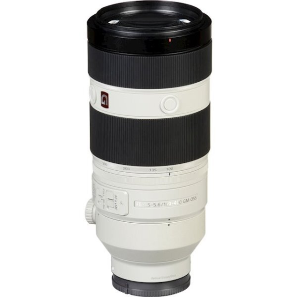 Объектив Sony FE 100-400mm F4.5–5.6 GM OSS (SEL100400GM)